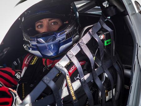 Francesca Linossi: the queen of Italian GT