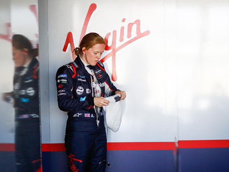 Alice Powell announced as Envision Virgin Racing Simulator and Development Driver