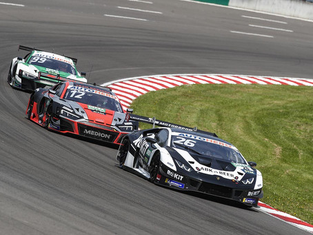 Difficult race weekend for Flörsch and Hawkey in DTM