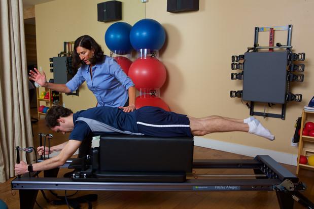 Therapeutic pilates