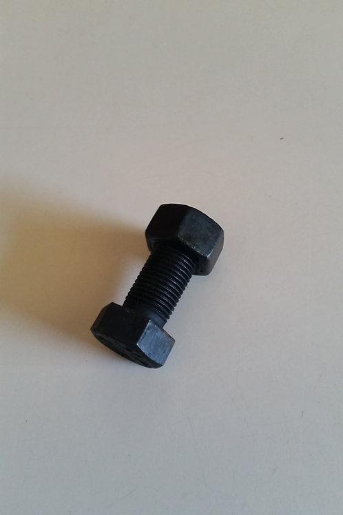 "1/2"" x 1 1/4"" UNF High Tensile Grade 8 Plain Black Hex Bolt & Nut"