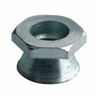 M10 Galvanised Shear Nuts Pkt Qty = 100