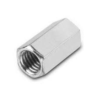 M16 x 48mm Stainless G316 Coupling Nut (Threaded Rod Joiner)