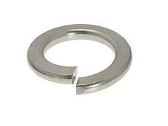 "3/8"" Zinc Plated Spring Washer Qty = 1"