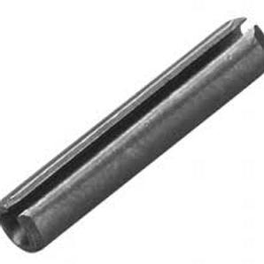 M6 x 70mm Zinc Plated Steel Roll Pins Qty = 1