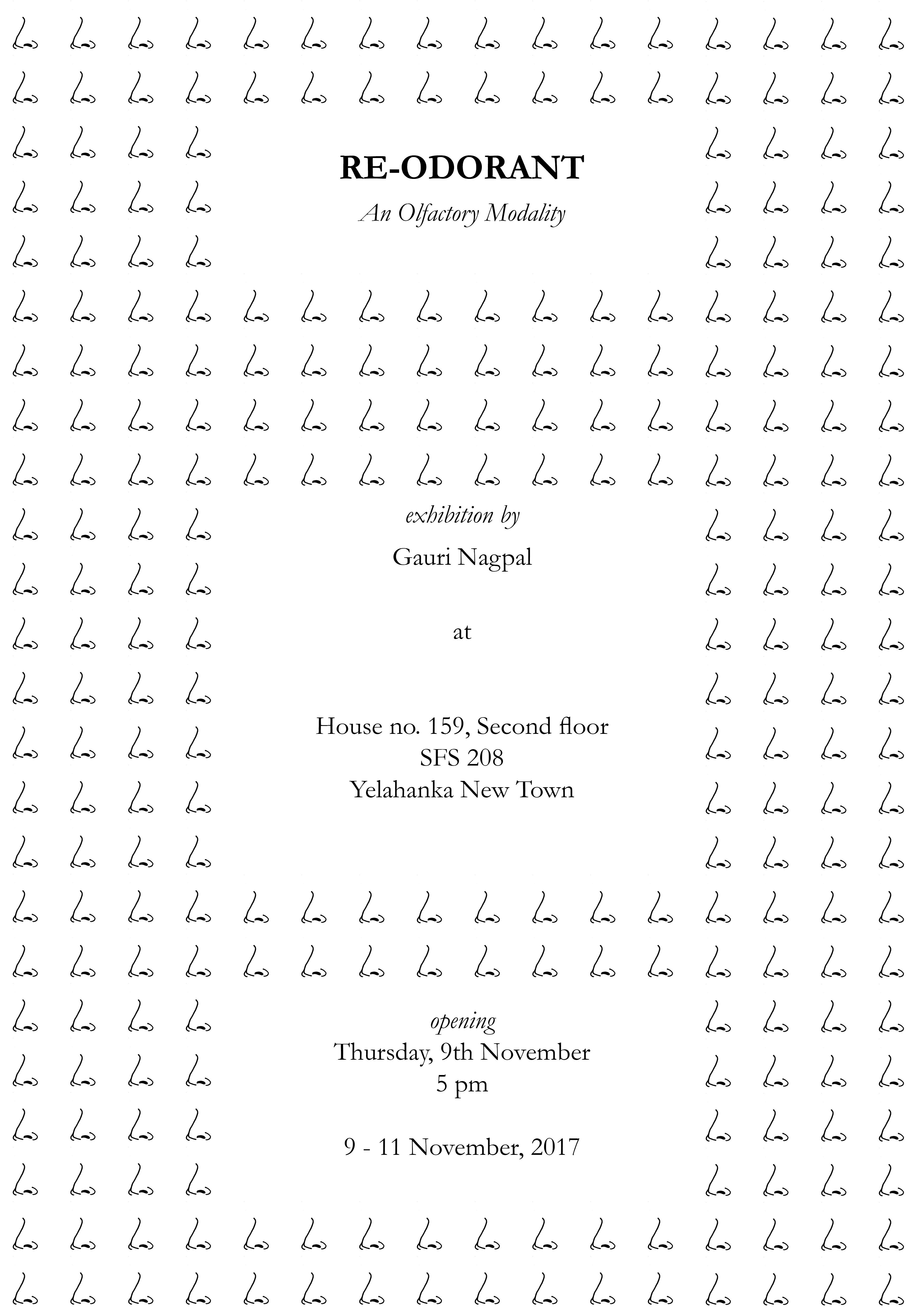 Poster - Re-odorant