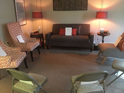 Group Therapy Room Scottie's Office