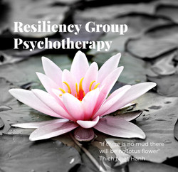 Resiliency Group Psychotherapy