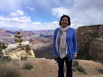 Scottie at Grand Canyon after 2016 ASGPP Awards