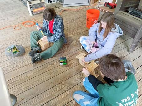Girl Scouts Troop 9085 Update