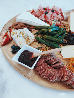 Happy Hour Cheese + Charcuterie