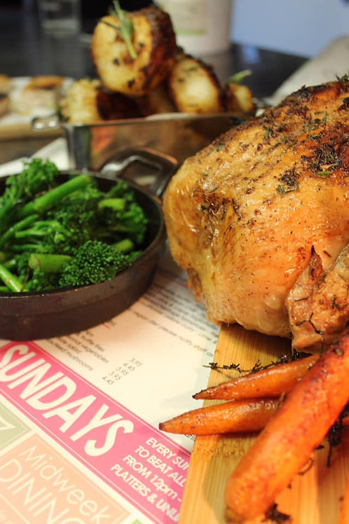SUNDAYS ONLY* Chicken Roast