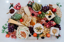 Event Cheese + Charcuterie Board