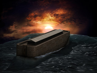 As in the Days of Noah...