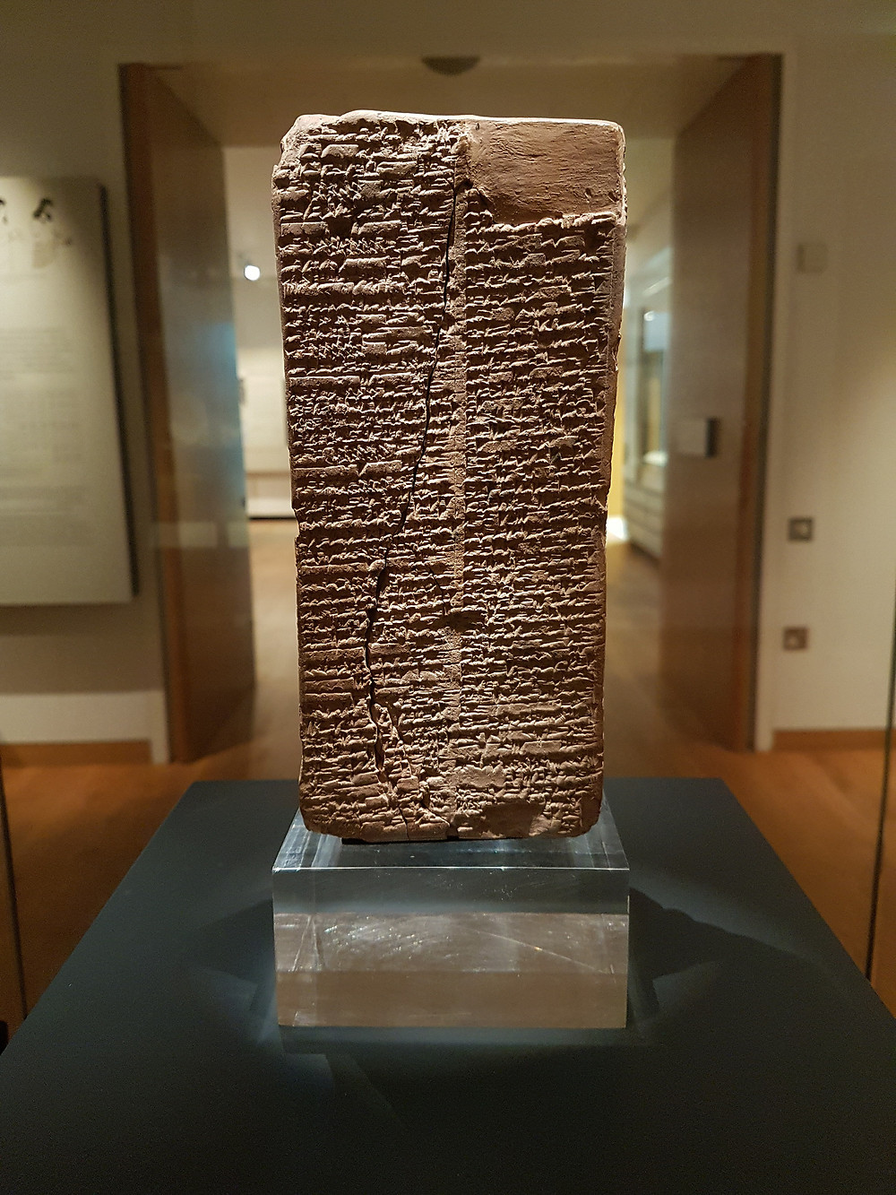 The Sumerian King List (credit: By Gts-tg (Own work) [CC BY-SA 4.0 (https://creativecommons.org/licenses/by-sa/4.0)], via Wikimedia Commons)