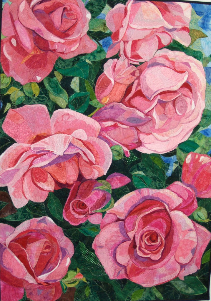 Social Climber Roses