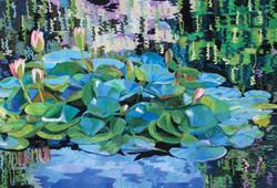 Monet in Pasadena