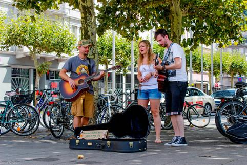 street music heidelberg