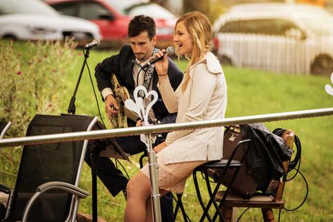 Hochzeit im Freien 🌺