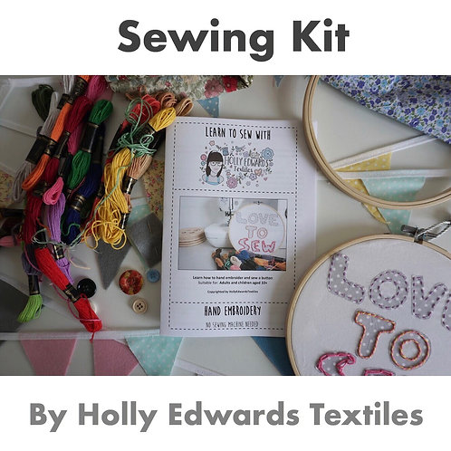 Sew Your Own - Hand Embroidery