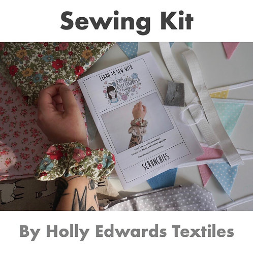 Sew Your Own - Scrunchies