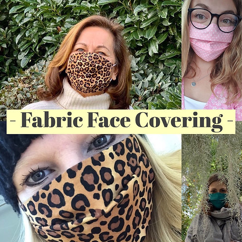Fabric Face Covering