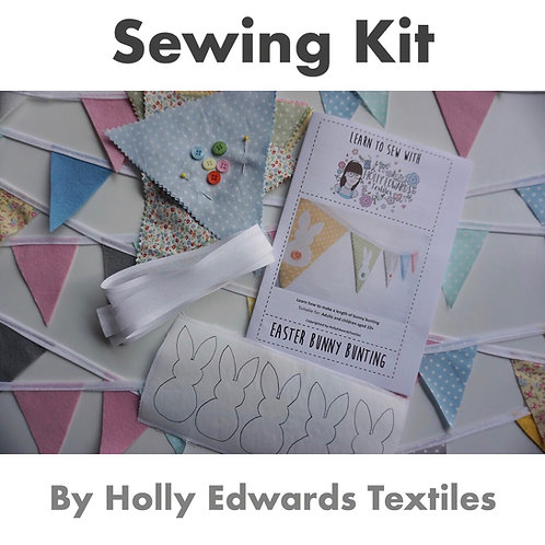 Sew Your Own - Bunny Bunting