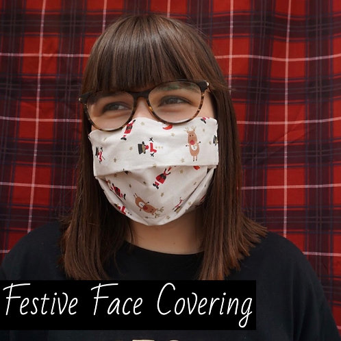 Festive Face Covering