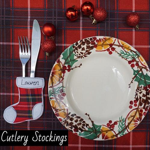 Cutlery Stockings