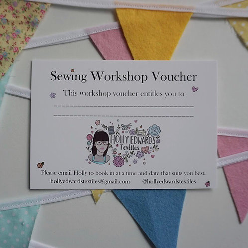 Workshop Vouchers