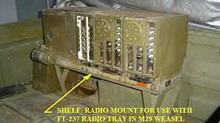 Radio Replacements in weasels