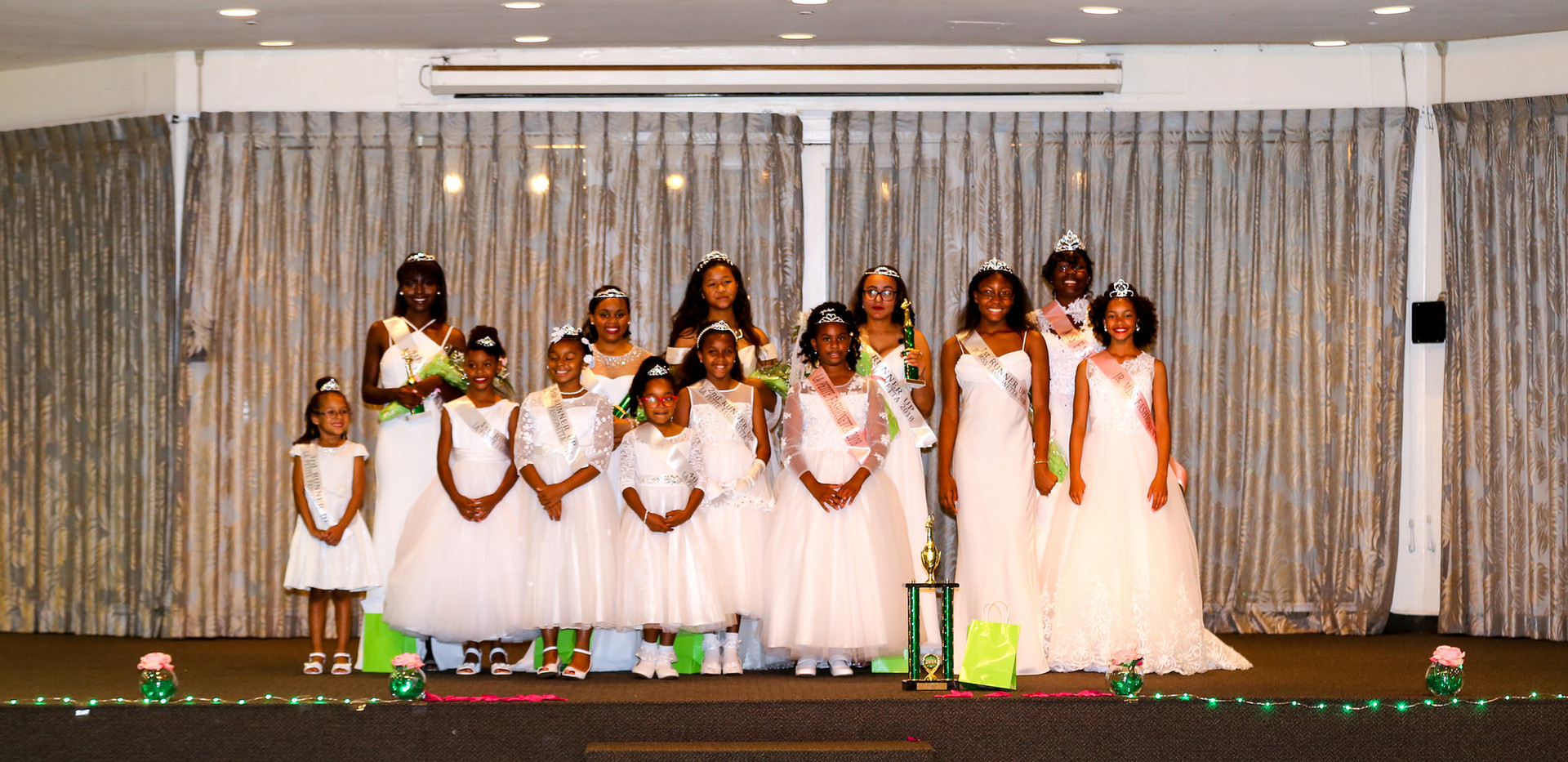 2018 Miss Fashionetta Pageant