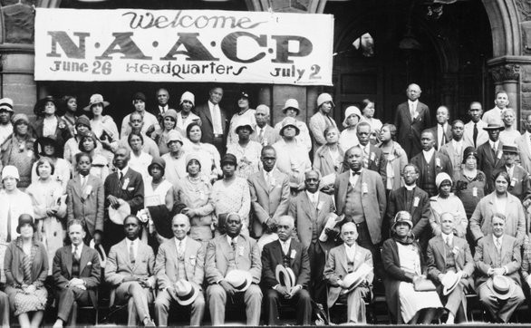 In 1909, Du Bois was among the founders of the National Association for the Advancement of Colored People (NAACP) and from 1910 to 1934 served it as director of publicity and research, a member of the board of directors, and founder and editor of The Crisis, its monthly magazine.
