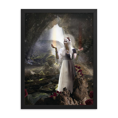 Persephone - Framed poster