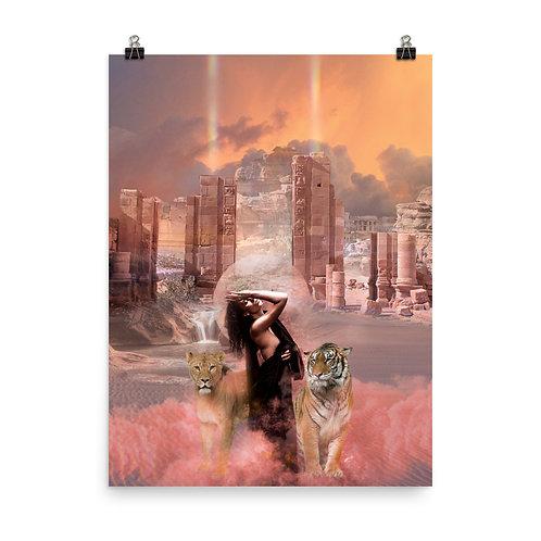 Sekhmet - Poster