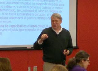 A Weekend of Legal Translation Seminars in Seattle
