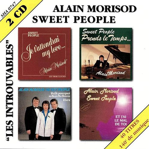 Les Introuvables - 4 Albums réunis - Sweet People - Album en Téléchargement
