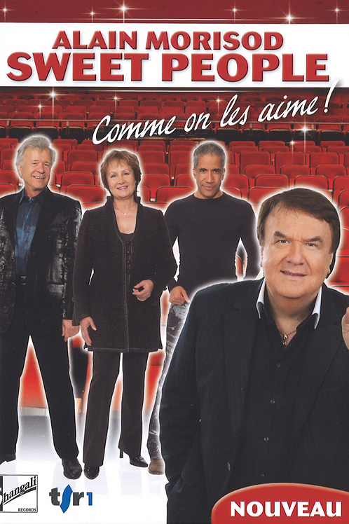 Comme on les aime - Sweet People - DVD PAL