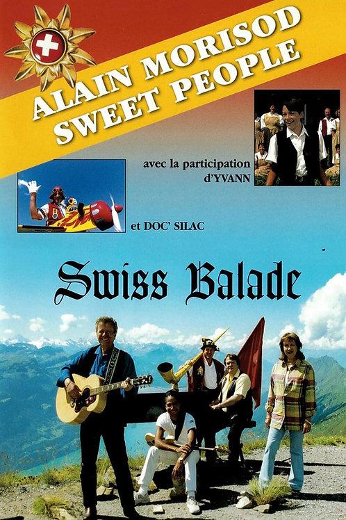 Swiss Balade - Sweet People - DVD PAL