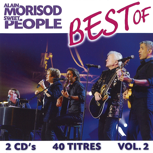 Best of volume 2 - 40 titres - Sweet People - Album en Téléchargement