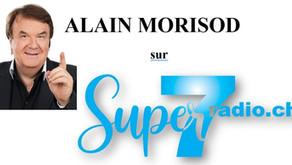 Alain Morisod sur Super7radio.ch