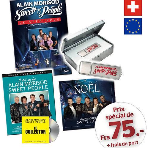 La Totale ! Coffret Exceptionnel ! DVD PAL pour l'Europe
