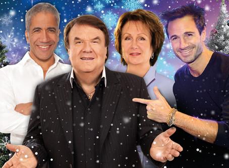 Les concerts de la tournée de Noël 2019