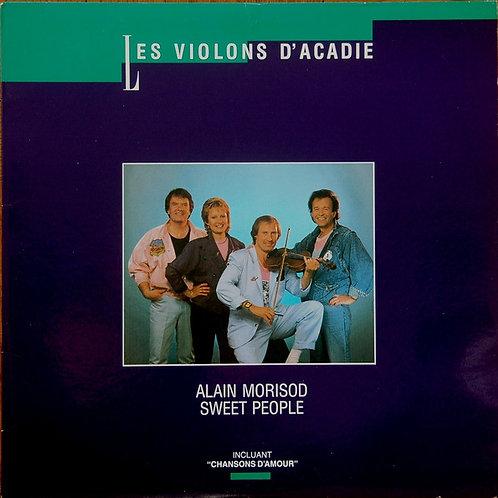 Les Violons d'Acadie - Sweet People