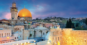 Voyage 2020 : Chypre et la Terre Sainte