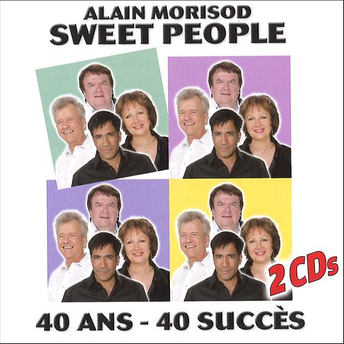 40 ans, 40 succès - Sweet People