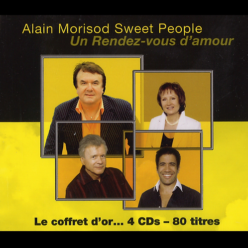 Un rendez-vous d'amour, Coffret d'Or volume 1 - Sweet People
