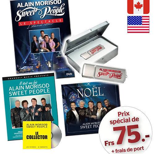 La Totale ! Coffret Exceptionnel ! DVD NTSC pour le Canada