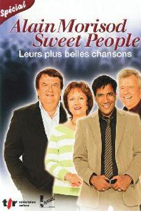 Leurs plus belles chansons - Sweet People - DVD PAL