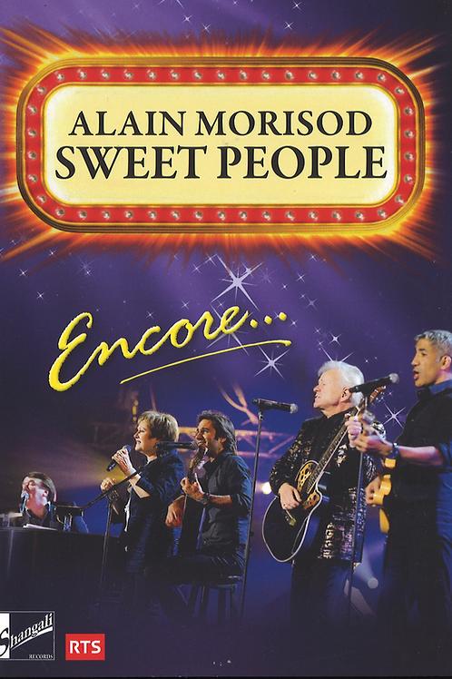 Encore - Sweet People - DVD PAL